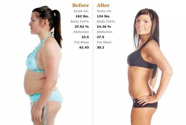 perdida de peso con dieta disociada