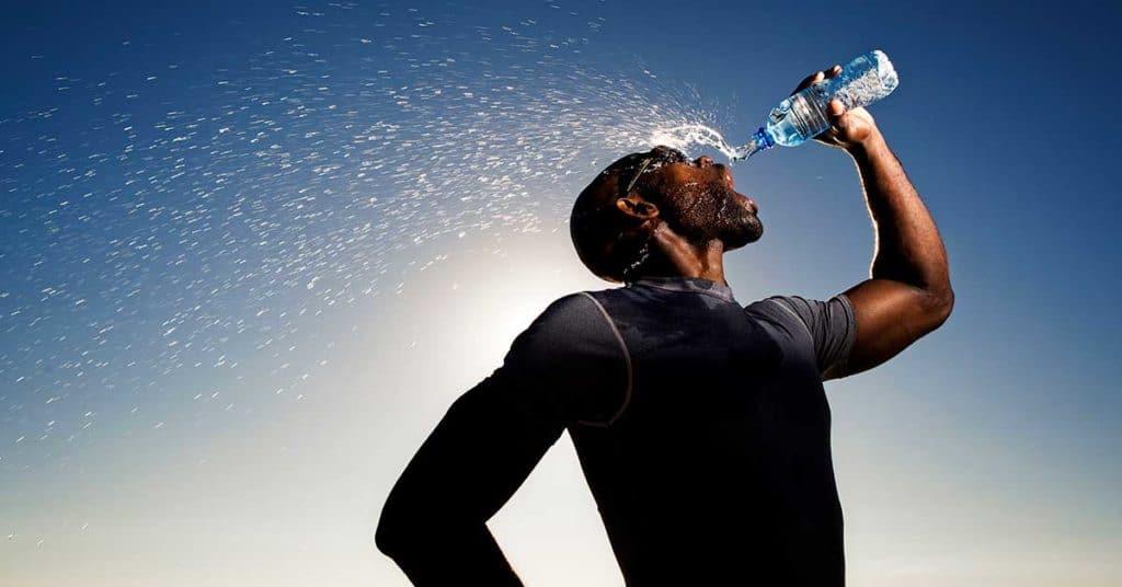 hidratacion para el deporte